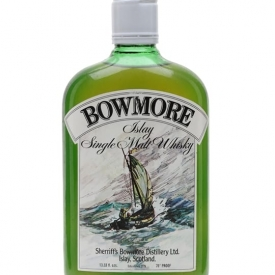 Bowmore Sherriff's / Bot.1960s Islay Single Malt Scotch Whisky