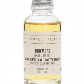 Bowmore Small Batch Sample Islay Single Malt Scotch Whisky