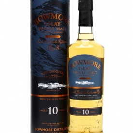 Bowmore Tempest / 10 Year Old / Batch 3 Islay Whisky