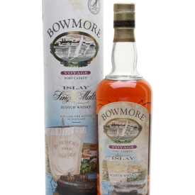 Bowmore Voyage / Port Wood Finish Islay Single Malt Scotch Whisky