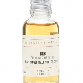 Br6 Sample / Elements of Islay Islay Single Malt Scotch Whisky