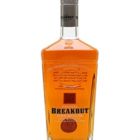 Breakout 8 Year Old Rye Whiskey American Rye Whiskey