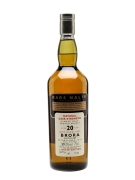 Brora 1975 / 20 Year Old / Rare Malts Highland Whisky