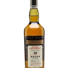 Brora 1975 / 20 Year Old / Rare Malts Highland Whisky