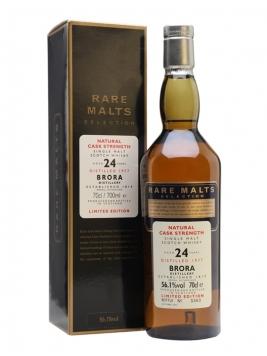 Brora 1977 / 24 Year Old / Rare Malts Highland Whisky
