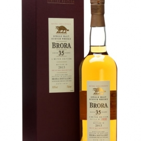 Brora 1977 / 35 Year Old / 12th Release / Bot.2013 Highland Whisky