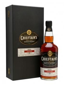 Brora 1981 / 23 Year Old / Pedro Ximenez Sherry/ Chieftain's Highland Whisky