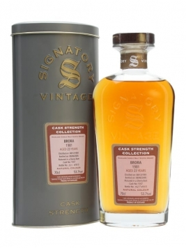 Brora 1981 / 23 Year Old / Sherry Butt Highland Whisky