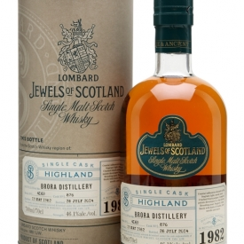 Brora 1982 / 32 Year Old / Jewels Of Scotland / Lombard Highland Whisky