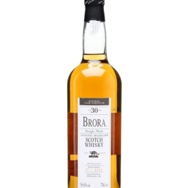 Brora 30 Year Old / 3rd Release / Bot.2004 Highland Whisky