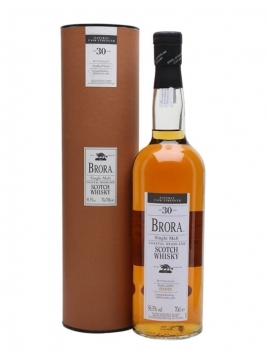 Brora 30 Year Old / 4th Release / Bot.2005 Highland Whisky