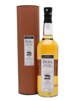Brora 30 Year Old / 9th Release / Bot.2010 Highland Whisky