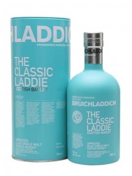 Bruichladdich Classic Laddie / Scottish Barley Islay Whisky