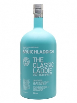 Bruichladdich Classic Laddie Scottish Barley / Large Bottle Islay Whisky