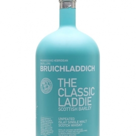 Bruichladdich Classic Laddie Scottish Barley / Large Bottle Islay Whisky