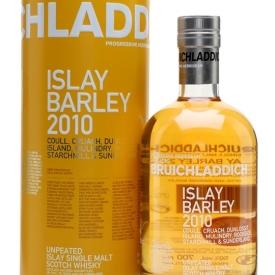 Bruichladdich Islay Barley 2010 / 6 Year Old Islay Whisky
