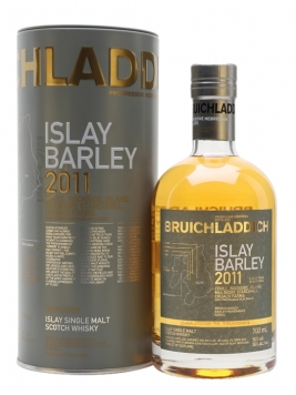 Bruichladdich Islay Barley 2011 Islay Single Malt Scotch Whisky