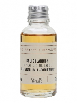 Bruichladdich Laddie 16 Year Old Sample / The Laddie Sixteen Islay Whisky