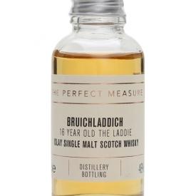Bruichladdich Laddie 16 Year Old Sample / The Laddie Sixteen Islay Whisky