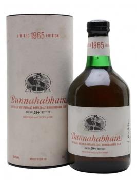 Bunnahabhain 1965 / 35 Year Old / Sherry Cask Islay Whisky