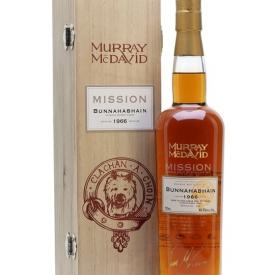 Bunnahabhain 1966 / 37 Year Old / Sherry Cask / Mission Islay Whisky