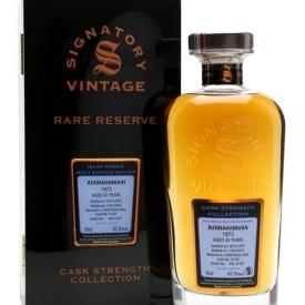 Bunnahabhain 1973 / 42 Year Old / Rare Reserve Islay Whisky