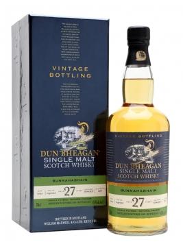Bunnahabhain 1989 / 27 Year Old / Dun Bheagan Islay Whisky
