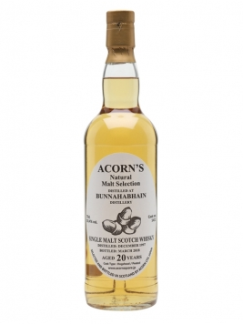 Bunnahabhain 1997 / 20 Year Old / Acorn Islay Whisky