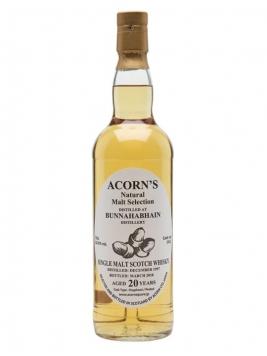 Bunnahabhain 1997 / 20 Year Old / Acorn Islay Whisky