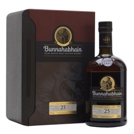 Bunnahabhain 25 Year Old Islay Single Malt Scotch Whisky