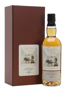 Bunnahabhain Marriage 27 Year Old / Single Malts of Scotland Islay Whisky