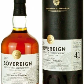 Caledonian 41 Year Old 1974 Sovereign