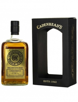 Cameronbridge 34 Year Old 1984 Cadenhead's Single Cask