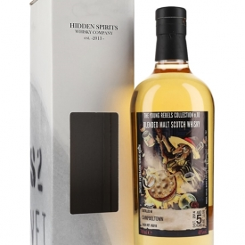 Campbeltown Blended Malt 5 Year Old / Hidden Spirits Blended Whisky