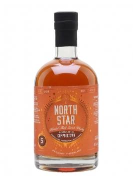 Campbeltown Blended Malt / 5 Year Old / North Star Blended Whisky