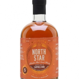 Campbeltown Blended Malt / 5 Year Old / North Star Blended Whisky