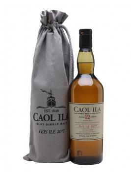Caol Ila 12 Year Old / Feis Ile 2017 Islay Single Malt Scotch Whisky