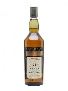 Caol Ila 1978 / 23 Year Old / Rare Malts Islay Whisky