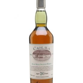 Caol Ila 20 Year Old / 150th Anniversary Islay Whisky