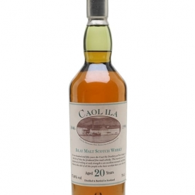 Caol Ila 20 Year Old / 150th Anniversary Islay Whisky