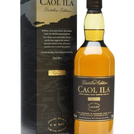 Caol Ila 2001 Distillers Edition Islay Single Malt Scotch Whisky