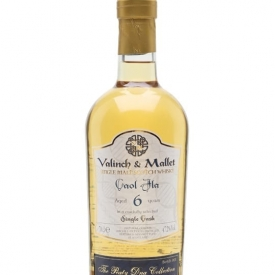 Caol Ila 2011 / 6 Year Old / Koval Bourbon Finish/Peaty DNA Islay Whisky