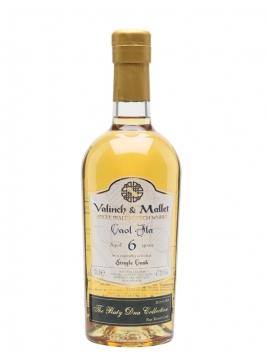 Caol Ila 2011 / 6 Year Old / Koval Rye Finish / Peaty DNA Islay Whisky