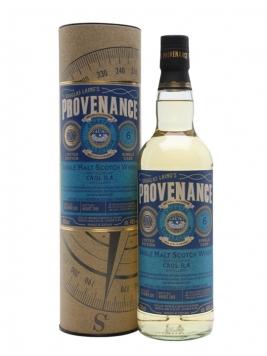 Caol Ila 2011 / 6 Year Old / Provenance Coastal Collection Islay Whisky