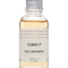 Clonakilty Single Grain Irish Whiskey Sample
