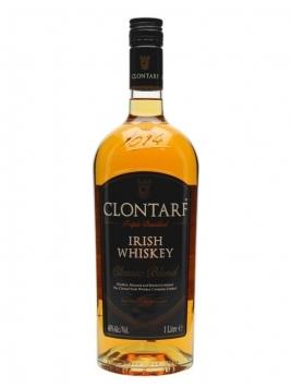 Clontarf Classic Blend / Litre Blended Irish Whiskey