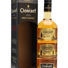 Clontarf Trinity / 3x20cl Irish Whiskey