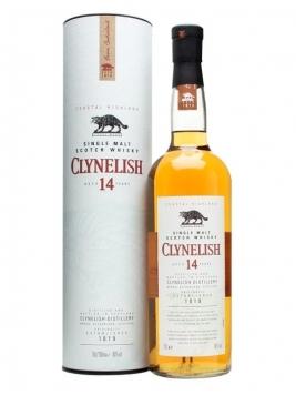 Clynelish 14 Year Old Highland Single Malt Scotch Whisky