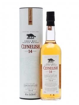 Clynelish 14 Year Old / Small Bottle Highland Whisky