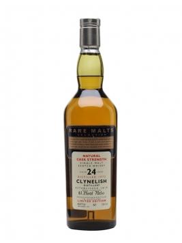Clynelish 1972 / 24 Year Old / Rare Malts Highland Whisky